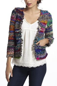 pallava cardigan ~ anthropologie