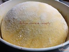 The perfect universal yeast dough for various sheet cakes, Berliners or b . Bread Recipes, Cake Recipes, Dessert Recipes, Cooking Recipes, Croissant Bread, Czech Recipes, Hungarian Recipes, Baking And Pastry, Sweet And Salty