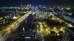 I want to visit Baku one day, so beautiful!