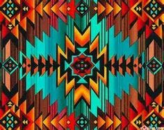 Native American and Bead Jewelry – JewelryLuster Native American Decor, Native American Patterns, Native American Beadwork, American Indian Art, Native American Blanket, Southwestern Quilts, Southwest Art, Southwest Style, Arte Tribal