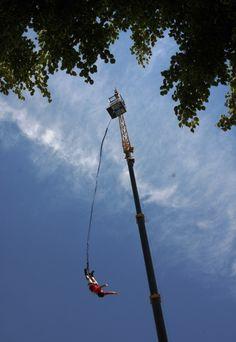 Virada Esportiva terá bungee jump e corrida de skate no Minhocão (Foto: Jefferson Pancieri / Divulgação)