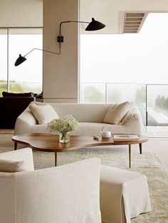 Home Interior Design .Home Interior Design Living Room Modern, My Living Room, Living Room Interior, Home And Living, Living Room Designs, Living Room Decor, Monochromatic Living Room, Interior Livingroom, Minimalism Living