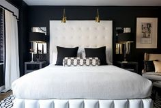 Google Image Result for http://4.bp.blogspot.com/-iYbS3peedSg/T9iOJYj7IOI/AAAAAAAAEy8/mPhYL8e9rKA/s1600/oh-how-pinteresting-wednesday-sketch42-dream-bedroom-black-and-white-modern-bedroom-decor-with-gold-accents.png
