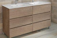 Boho Chic, Dresser, Bathroom, Medium, Furniture, Ideas, Home Decor, Double Sinks, Light Oak