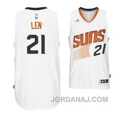 ... greece buy phoenix suns new swingman home white jersey alex len cheap  to buy from reliable ab34a21f5