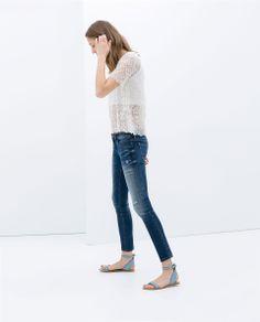 - Pantalons - Femme - NOUVELLE COLLECTION | ZARA France