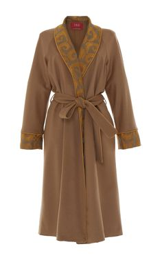 For Restless Sleepers Fall 2017 Ready-to-Wear Collection (Camel Kingdom Acheso Robe)
