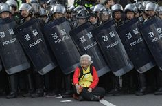 15 Captivating Images Of Women Standing Up To The System