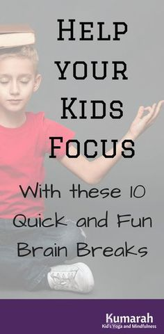 Awesome behavior management tricks using brain breaks!