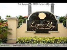 Legends Bay Homes For Sale Bradenton Florida Patrick DeFeo II http://www.buysarasotahomesforsale.com