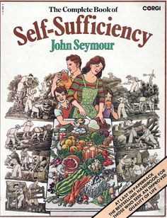 1976 revolutionary book - 'The Complete Book of Self-Sufficiency'