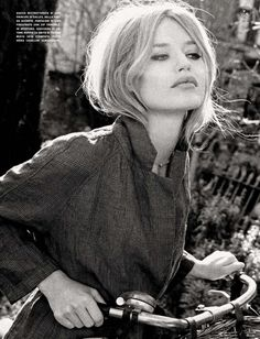 Vogue Italia April 2015   Georgia May Jagger by Yelena Yemchuck