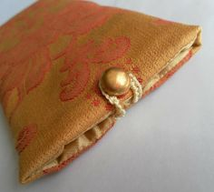 Red and Gold Glasses Case, Christmas Glamour! £6.00