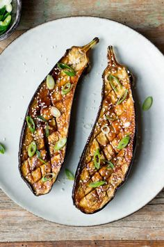 Culy Homemade: miso aubergines