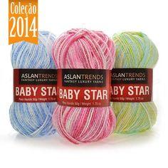 Fio Baby Star 50g