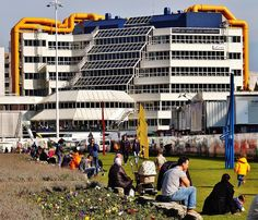 Library   Rotterdam   Netherlands   Guided Tours   The Original Rotterdam Way…