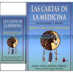 Cartas de medicina,  conocidas como el tarot de la rueda medicinal, o cartas de la rueda medicinal