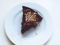 Apple cake   chocolate = perfect harmony! Do you have a recipe you'd like to publish on Kitchen Stories? Send it to community@kitchenstories.io