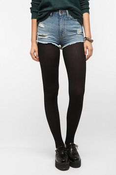 BDG High-Rise Cheeky Short  #UrbanOutfitters