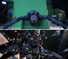「Ender's Game」: A Before-and-After Gallery of the Amazing Visual FX