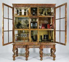 Petronella's Oortman dollhouse, Rijksmuseum, Amsterdam.
