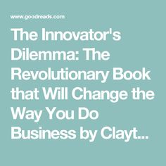 The art of thinking clearly by rolf dobelli bookshelf the innovators dilemma the revolutionary book that will change the way you do business by fandeluxe Gallery