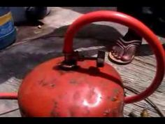How to store biogas in LPG cylinder - YouTube