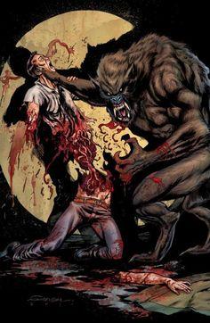 The Howling Pt 3 Horror Movie Werewolves Horror Art, Horror Movies, Horror Room, Scary Movies, Dark Fantasy, Fantasy Art, Bark At The Moon, Werewolf Art, Werewolf Games