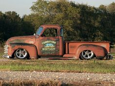 1948 Chevy Tombstone Mortuary