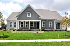 Check Out This Incredible Home in Parkwood New Albany #NewAlbanyHomesForSale  559,900 - 4 Bedrooms, 3.1 Bathrooms | Gahanna Jefferson Schools  https://www.thebuckeyerealtyteam.com/property-search/detail/111/217024737/3026-highland-woods-boulevard-new-albany-oh-43054/more?tlid=9e917ab5c755464cbb741533baa14ff2  Unique modern farmhouse elevation with a stone & board & batten exterior has full front porch. This contemporary 4 bedroom open floor plan has loads of natural light & features 10'…