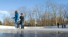 ice skating river island park woonsocket ri | Woonsocket blends industrial history with culture and dining ...