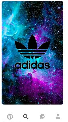 Adidas // Fond d& // Iphone Wallpaper // Tendance // Galaxie Etoiles - Adidas Iphone Wallpaper, Nike Wallpaper, Tumblr Wallpaper, Galaxy Wallpaper, Wallpaper Backgrounds, Cool Adidas Wallpapers, Iphone Wallpapers, Trendy Wallpaper, Hd Desktop