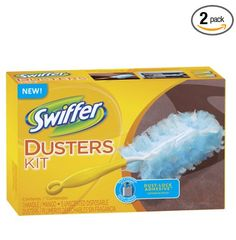 Swiffer Dusters Starter Kits – two for $5.49 shipped