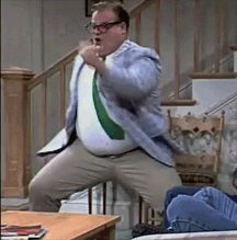 Chris Farley as Matt Foley