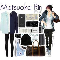 Matsuoka Rin [Free!]