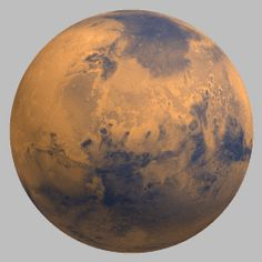 Mars facts from NASA Quest - solar system project