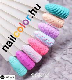 💜Ötletek színes díszítésre!💜www.nailcolor.hu💜Silcarebudapest💜Prémium minőségű körömápolási alapanyagok egy helyen! . . . #nailcolordunakeszi #nailcolorbudapest #silcarebudapest #nailcolorkörömszaküzlet #dunakesziauchan
