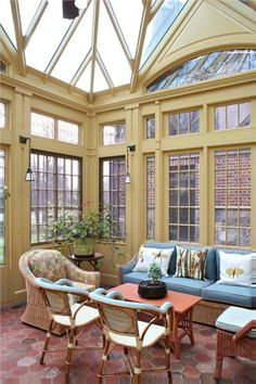 Amazing porch!