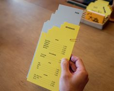 Graphic identity and menu design by Studio fnt for South Korean cafe 대충유원지 Daechung Park