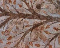 Massa Marittima, Italy: Massa Marittima Mural -- does this strange mural depict witches battling beneath a penis tree?