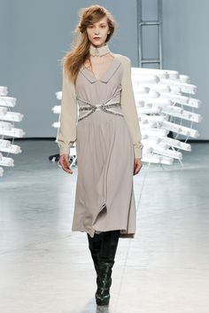 Rodarte Fall 2011 Ready-to-Wear Collection Slideshow on Style.com
