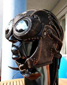 Oakley Bob Head w/ Medusa & Goggles by mista.shilla, via Flickr
