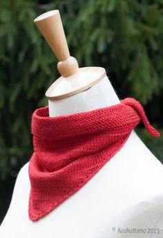 Mini-scarf, Malabrigo Sock | Koukuttamo