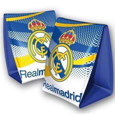 Manguitos UNIFE del Real Madrid Manguitos para cursos de natación Peso del producto: 100 g Dimensiones del producto: 25 x 15 cm Rango superior de edad recomendada: 5 años y más Edad mínima recomendada (por el fabricante): 3 años y más