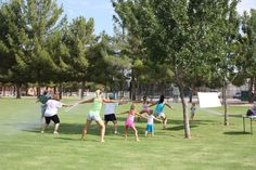 The desert heat didn't stop Queen Creek from celebrating National Park and Recreation Month! Splash Dance Fitness at Founder's Park had residents showing their #ParkRecLuv while participating in Zumba, Total Body Fitness Boot Camp, Jazzercise and Jr. Jazzercise within the cool sprinklers of the park!