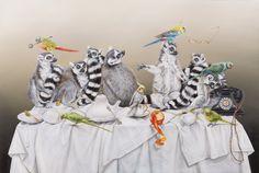 """The Lemur Conspiracy"""