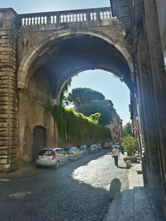 Via Giulia, an elegant road of Renaissance Rome. Great Places, Places To See, Travel Around The World, Around The Worlds, Best Cities In Europe, Bella Roma, Silk Road, Ancient Greece, Vacations