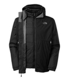 Buy the The North Face Allabout Triclimate Jacket for Men and more quality  Fishing, Hunting and Outdoor gear at Bass Pro Shops. 462935aad5d