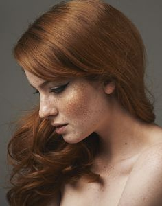 #Freckles & #RedHair brightens the WORLD!!