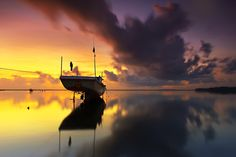 Silent Morning by Krishna Mahaputra on 500px